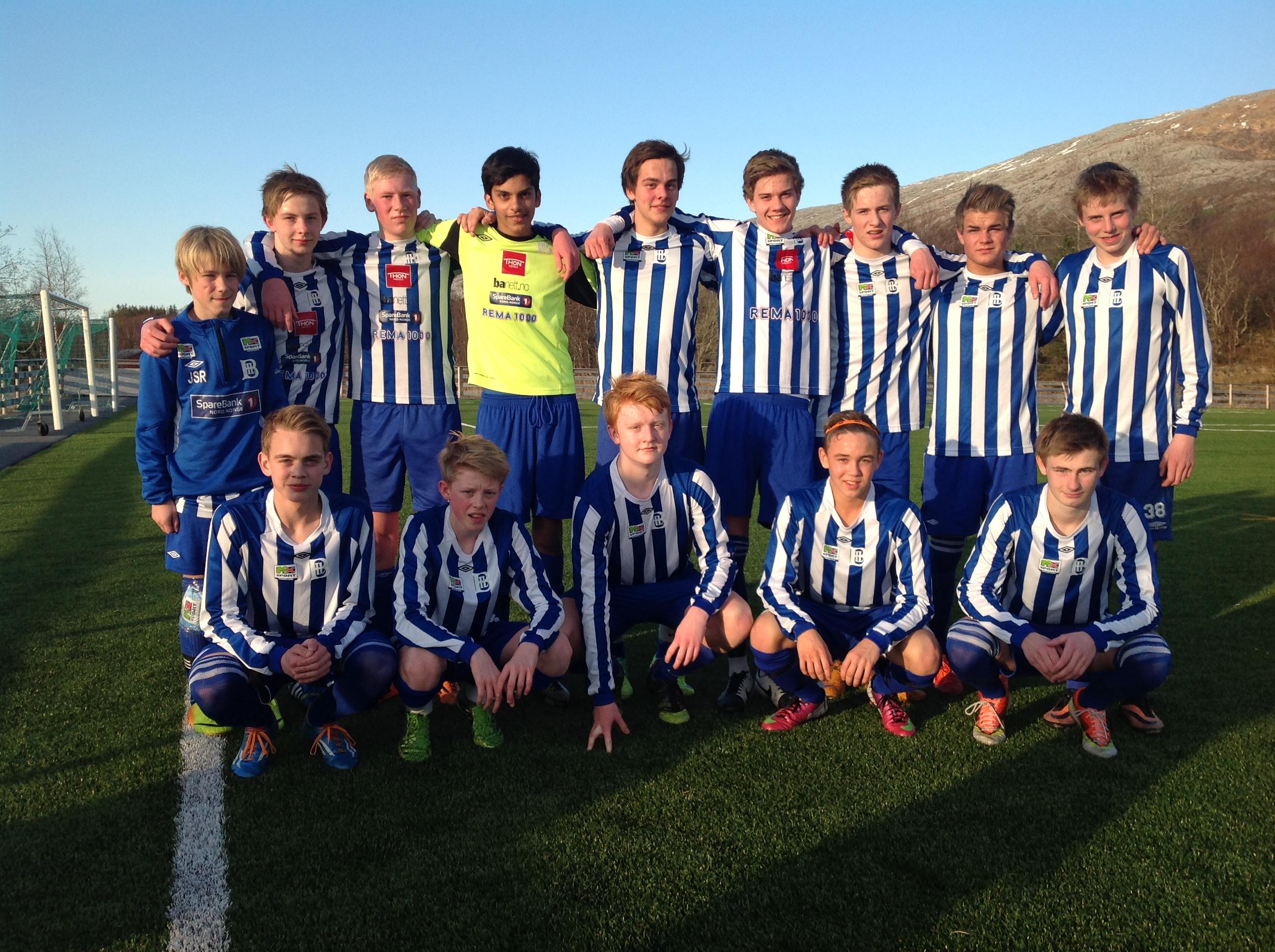 Sandnessjøen il fotball