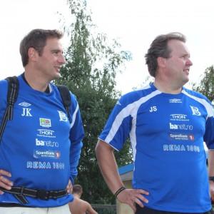 Trenerduo Jan og Jan