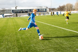 """The Ginger Magician"": Fredrik Dahle Moe"