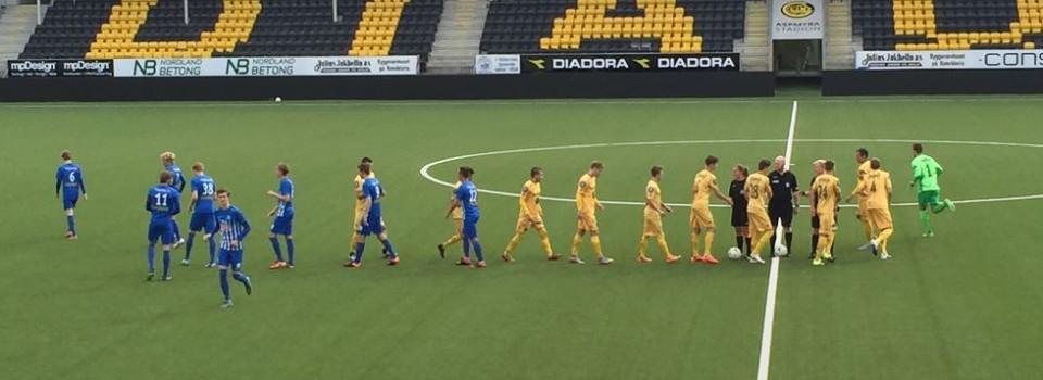 Før kampen: BIL – Bodø/Glimt 2