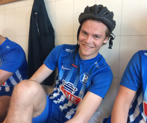 Henning scoret seks mål på to kamper