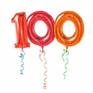 100aarbilde