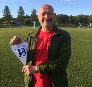 BIL fotball-leder Leif Morten Slotvik
