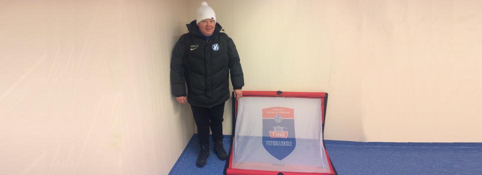 BIL ble årets Tine fotballskole 2017