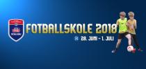 Tine fotballskole 28. juni – 1. juli