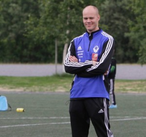 Espen Isaksen er ny turneringsleder (foto: Helgeland Arbeiderblad)