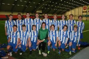 Juniorlaget fra tidligere i år (ikke nøvendigvis alle de som reiser til Oslo)