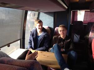 Tobias og Espen