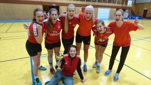Sømna vant dameklassen i 2016
