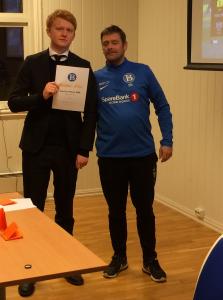 Fair Play A-laget: Fredrik Dahle Moe