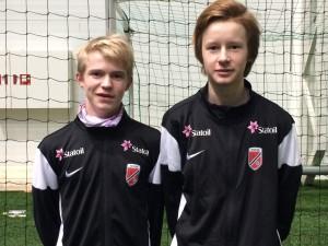 Sevald og Eskil (trykk for større bilde)