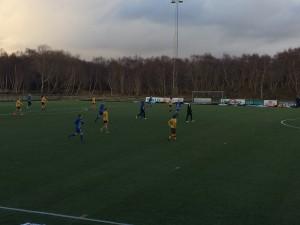 Matilde Henriksen har nettopp satt inn 2-0