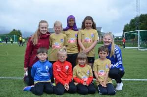 Fotballskole 2017 (foto: Banett.no)